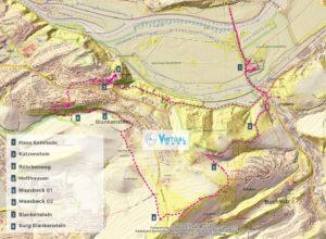 Karte-Wanderung-Burg-Blankenstein-Haus-Kemnade-v01