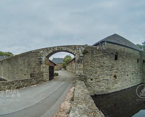 Wanderung Burg Blankenstein Haus Kemnade