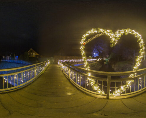 Marienthal Weihnachtsbeleuchtung